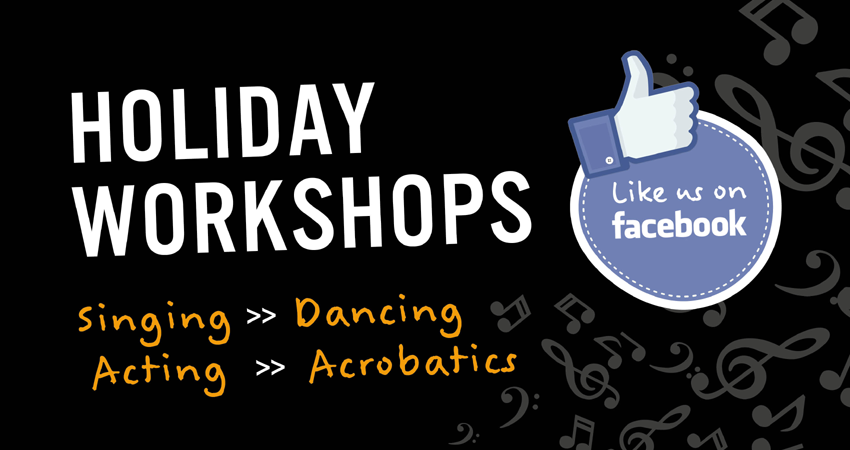 holiday dance workshops